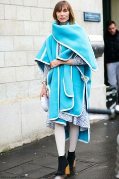 FabFashionFix - Fabulous Fashion Fix | Best of Street style during Paris Couture Spring 2014 fashion week