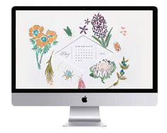 May desktop wallpaper calendar - The House That Lars Built Handwritten Typography, Modern Typography, Modern Fonts, Cool Fonts, New Fonts, Typography Inspiration, Design Inspiration, Dress Your Tech, Desktop Calendar