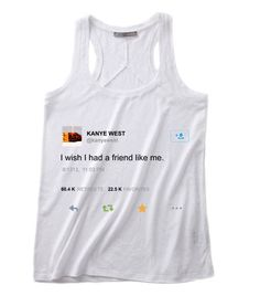 I Wish I Had A Friend Like Me Summer Funny Quote Tank top, Our Unisex Super soft Tank top Handmade by order with Screen printing or high-quality dtg