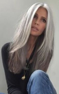 Lace Frontal Gray Wig Black Girl Virgin Hair Near Me Beauty World Wigs Full Sew In With Closure Piece Gray Natural Hair Wigs Grey Hair Over 50, Long Gray Hair, Silver Grey Hair, Gray Hair Women, Long Hair Older Women, Natural Hair Wigs, Pelo Natural, Natural Hair Styles, Hairstyles Over 50