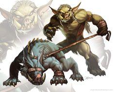 Troll Hound by el-grimlock on DeviantArt