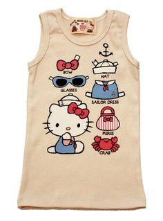Misha Lulu spring 2012 Hello Kitty nautical collection
