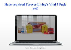 #health #nutrition Have you tried Forever Living's Vital 5 Pack yet? http://link.flp.social/ArVJk7  http://link.flp.social/ThrBYQ