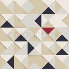 29 Awesome abstract triangle backgrounds