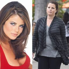 Yasmine Bleeth, Francesco Scavullo, Then And Now Photos, Celebrities Then And Now, Popular Actresses, Popular Tv Series, Baywatch, Johnson And Johnson, Perfect Image
