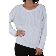 Pulover Dama VERO MODA Grit Short White White Shorts, Men Sweater, Pullover, Sweaters, Fashion, Moda, Fashion Styles, Men's Knits, Sweater