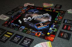 Mass Effect Monopoly .. I want it!