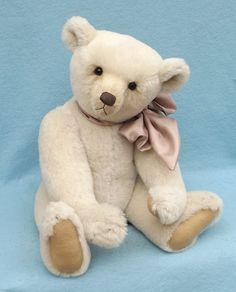Leonora by Victoria Allum, Humble Crumble Bears - adopted