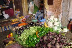 street vendor marrakech