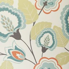 Clarke & Clarke Orissa Wallpaper