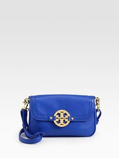 Love the ease of a crossbody, and this color is fab.