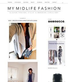 See today's look & find out where you can 'shop my style' on the below link
