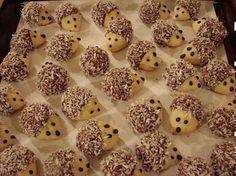 Slovak Recipes, Czech Recipes, Baking Recipes, Cookie Recipes, Dessert Recipes, Christmas Sweets, Christmas Cookies, Cute Snacks, Lego Cake