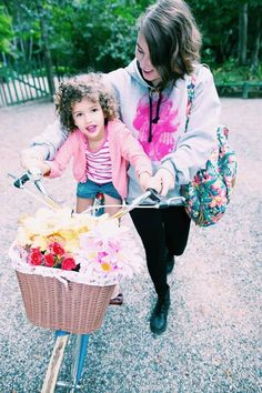 Bike ride - Renato Kormives girls  in Facebook