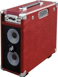 A stylish practice amp for the living room to accompany the stand-up bass would be nice.