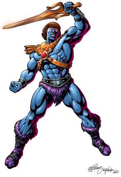 Masters of the Universe/Faker!
