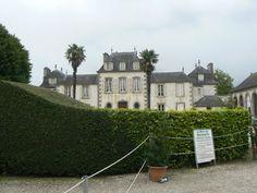 Château et parc floral du Montmarin (35) - Rando77