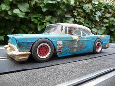 Chevrolet Bel Air - Scratchbuilding - Slotblog