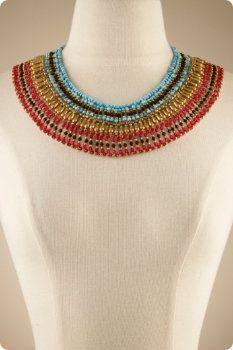 Cleopatra Necklace  $89.95
