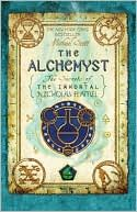 Nicholas Flamel loses the book that holds the secret to his immortality...he has to get it back before he runs out of time....awesome fantasy!