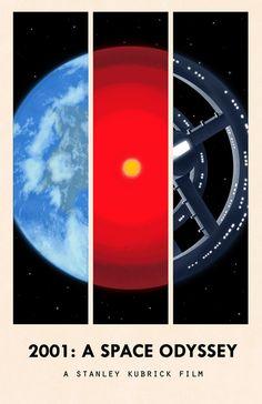 '2001: A Space Odyssey' by Stanley Kubrick (1968)