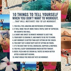 For more fitness motivation: in-pursuit-of-fitness For healthy living tips: for-fitness-sake