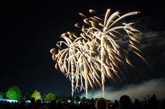 Flammende Sterne Ostfildern - Light Palms by Michi Schloz Photography on 500px