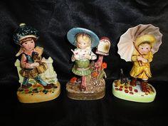 Lot Of American Greetings Little Girl Figurines Great For Girls Room American Greetings, Little Girls, Room, Bedroom, Toddler Girls, Rooms, Rum, Peace
