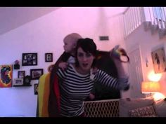 Rucksack carry with a ring sling - YouTube