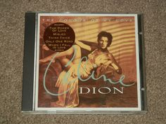 CELINE DION: The Colour of My Love (CD, Music, Rock/Pop, Instrument, Vocals)