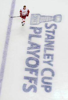 Daniel Alfredsson skates before Game 1, 04/18/2014 Detroit Red Wings, Daniel Alfredsson, Detroit Vs Everybody, Red Wings Hockey, Go Red, Hockey Mom, National Hockey League, Game 1, Best Player
