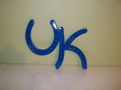 Horseshoe UK University Of Kentucky Wildcats Wall by DoubleMFarms, $20.00