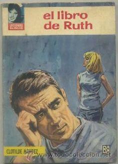 MENDEZ, CLOTILDE. EL LIBRO DE RUTH. COL. LEGIONES BLANCAS Nº 109. BRUGUERA A-NOVROM-2134 (Libros de Segunda Mano (posteriores a 1936) - Literatura - Narrativa - Novela Romántica)