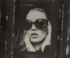 Kate Moss med Ray Ban Caravan | INSPIRATION FASHION | Kate
