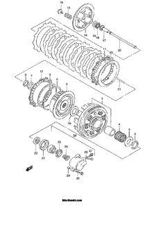 VS 1400 Wiring Diagram   INTRUDER   Wire, Diagram y Motorcycle