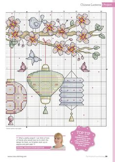 The World of Cross Stitching - March 2015
