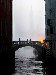 Niebla en Venecia (Fog in Venice)