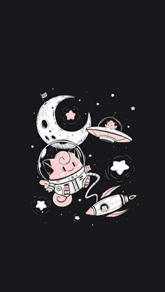 Clefairy in space