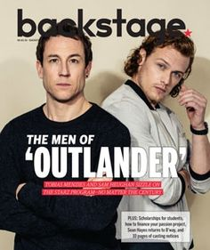 The 'Outlander' Men on Auditions and Adaptations