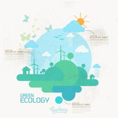 Home decoration is one of the most important elements that help you to define the… Environmental Posters, Ecology Design, Fitness Motivation, Poster Layout, Landscape Illustration, Visual Communication, Design Reference, Magazine Design, Graphic Design Art