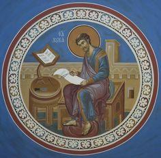 Heilige evangelist Lukas, Zoran Zivkovic