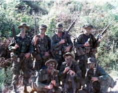 US Army Rangers, 1970
