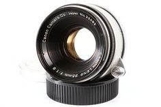 Canon 35mm F/1.8 Lens *Exc+++* Leica Screw Mount  LTM L39 from JAPAN #Canon