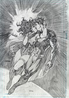The Art of Jim Lee: Photo