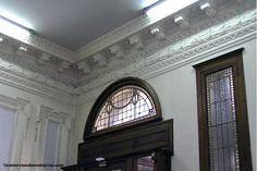 Joyería Epelde - Detalle de la decoración del establecmiento. 2005