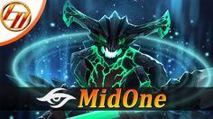 MidOne  Outworld Devourer  Dota 2 Pro Gameplay | OD Fullgame