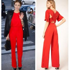 170a3cae920e European Style Rompers Women Elegant Loose Sexy Jumpsuit New Fashion 2013  Plus Size Cross Straps Back Design  24.00