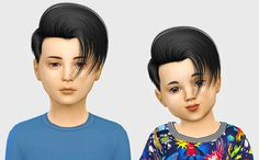 Sims 4 CC's - The Best: Ade Toni by Fabienne