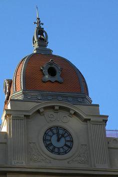 Cúpulas de Buenos Aires   Reloj Bizcochos CANALE