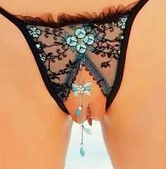 Open crotch thong pussy consider, that